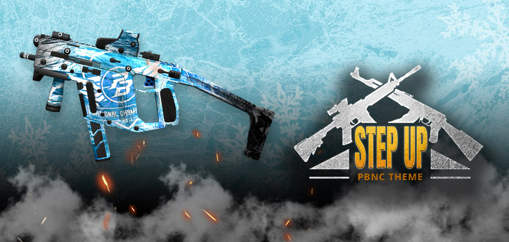 Step Up Mode Weapons Renewed!