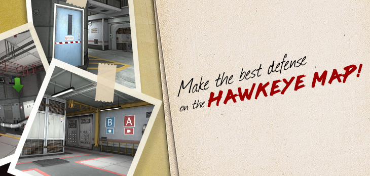 Hawkeye is now in the game!
